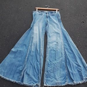 Free People Bell Jeans